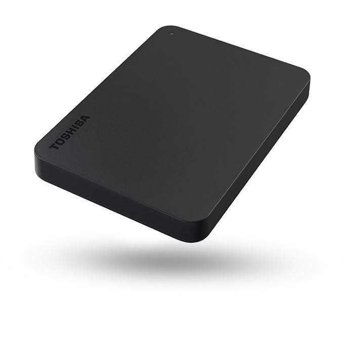 Toshiba Canvio Basics - 2TB, černá - obrázek č. 0