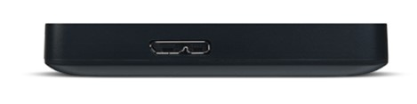 Toshiba Canvio Basics - 2TB, černá - obrázek č. 1