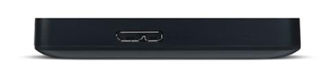 Toshiba Canvio Basics (new) - 500GB, černá - obrázek č. 1