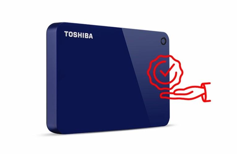 Toshiba ADVANCE 2TB, červený - obrázek č. 5