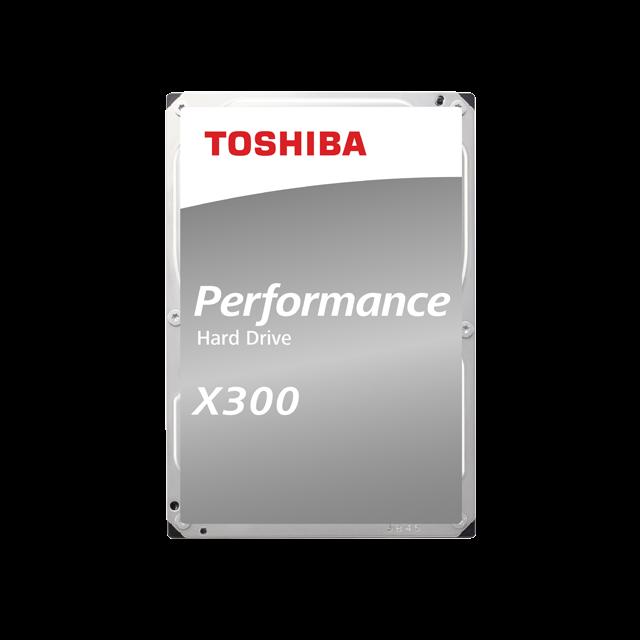"""Toshiba X300 3.5"""" 10000 GB SATA - obrázek č. 0"""