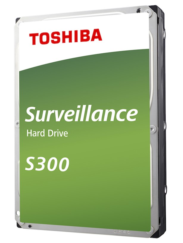 TOSHIBA HDD S300 Surveillance 4TB, SATA III, 7200 rpm, 128MB cache, 3,5 - obrázek č. 0