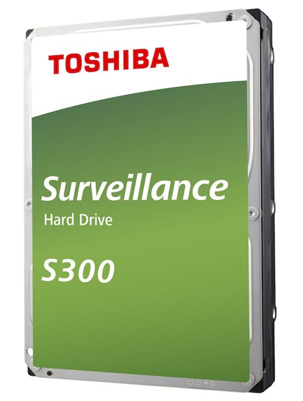 TOSHIBA HDD S300 Surveillance 8TB, SATA III, 7200 rpm, 256MB cache, 3,5 - obrázek č. 0