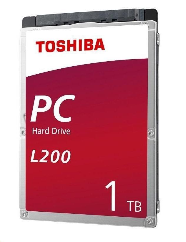 TOSHIBA HDD L200 Slim Laptop PC 1TB, SATA III, 2,5 - obrázek č. 0