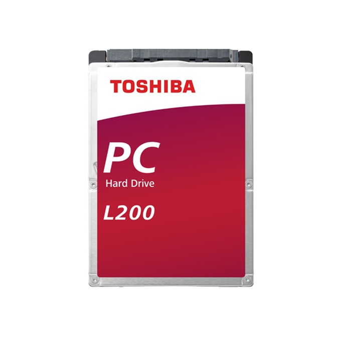 TOSHIBA HDD L200 1TB, SMR, SATA III, 5400 rpm, 128MB cache, 2,5 - obrázek č. 0