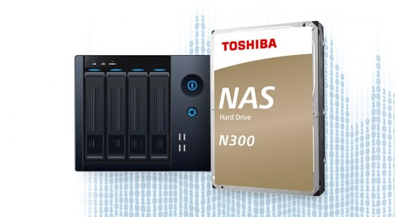 TOSHIBA HDD N300 10TB - NAS  - obrázek č. 5