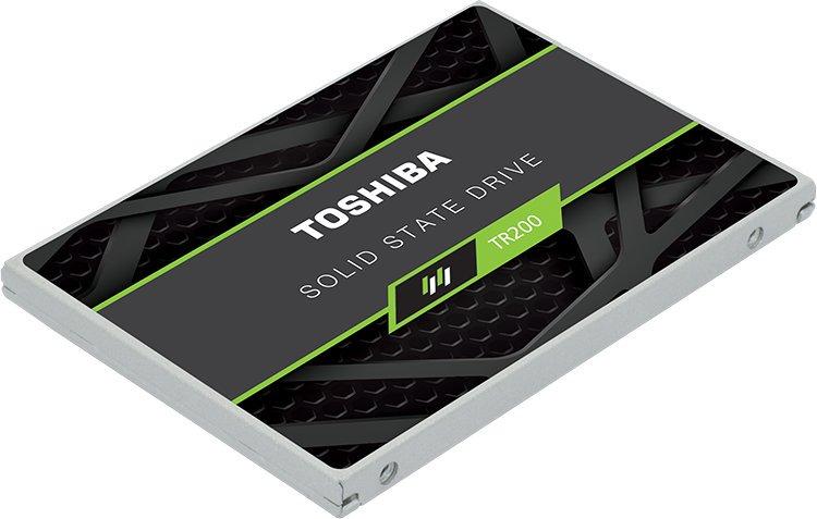 Toshiba TR200, 2,5 - obrázek č. 0