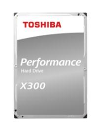 TOSHIBA HDD X300 4TB, SATA III, 7200 rpm, 128MB cache, 3,5 - obrázek č. 0