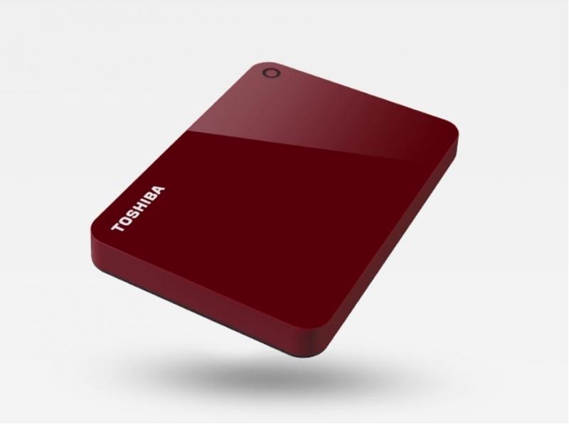 TOSHIBA HDD CANVIO ADVANCE 4TB, 2,5 - obrázek č. 0