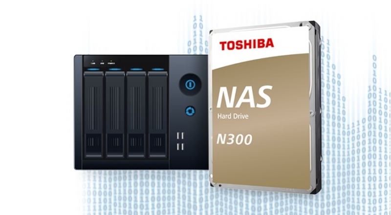 TOSHIBA HDD N300 NAS 12TB, SATA III, 7200 rpm, 256MB cache, 3,5 - obrázek č. 5
