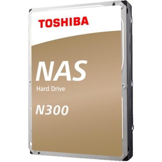 TOSHIBA HDD N300 NAS 12TB, SATA III, 7200 rpm, 256MB cache, 3,5 - obrázek č. 0