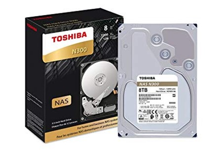 TOSHIBA N300 NAS 14TB (HDWG21EEZSTA) - obrázek č. 1