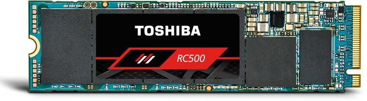 Toshiba RC500, M.2 - 250GB - obrázek č. 0