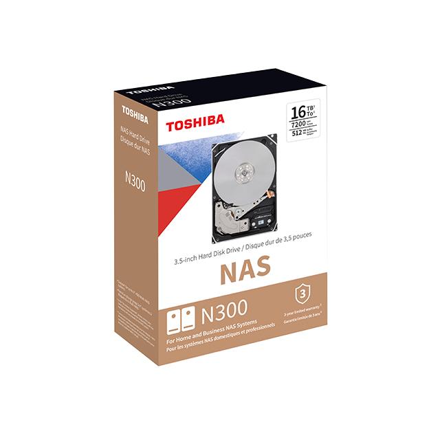 Toshiba N300 - obrázek č. 0
