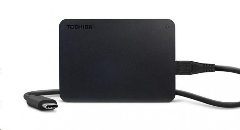 Toshiba Canvio Basics USB-C 4TB - obrázek č. 0
