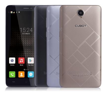 Cubot Max, LTE, 32GB ROM, 3GB RAM - černá - obrázek č. 0
