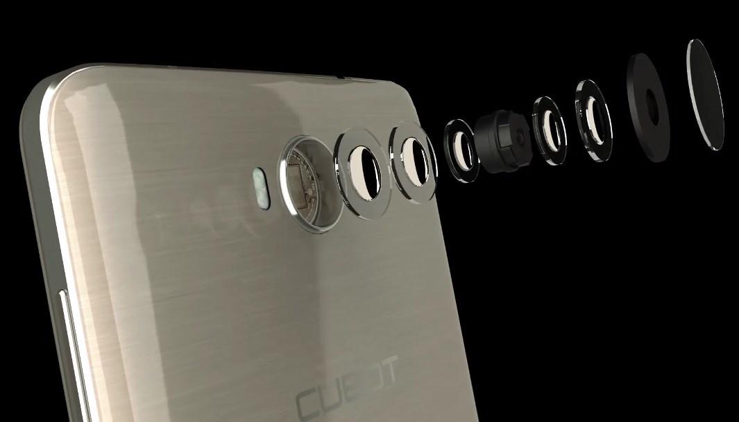 Cubot Cheetah 2, Dual SIM, LTE, 32GB, modrá - obrázek č. 1