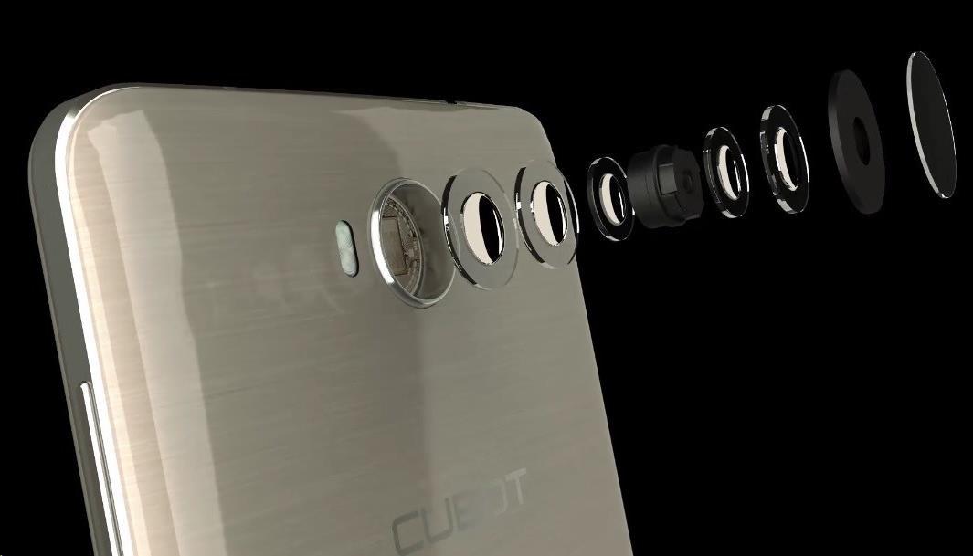 Cubot Cheetah 2, Dual SIM, LTE, 32GB, zlatá - obrázek č. 2