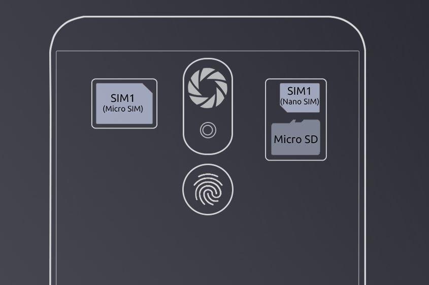 Cubot R9, 16GB ROM, 2GB RAM - zlatá - obrázek č. 4