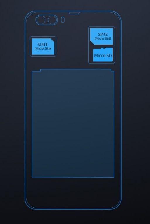 Cubot Magic, LTE, 16GB ROM, 3GB RAM - šedo-černá - obrázek č. 4