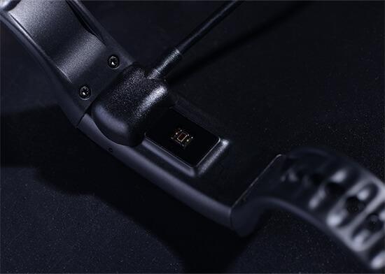 CUBOT S1 chytrý náramek černá - obrázek č. 5