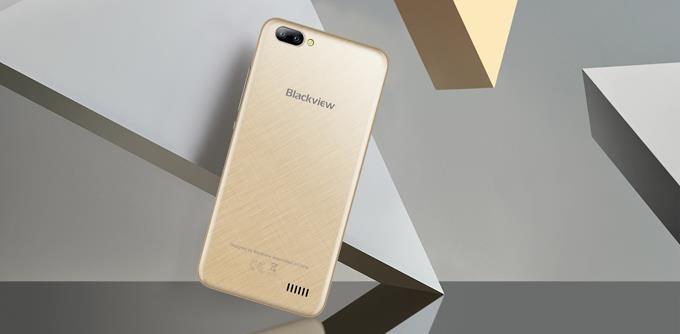 iGET Blackview GA7, Dual SIM, Gold - obrázek č. 7
