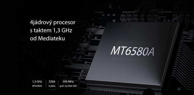 iGET Blackview GA7, Dual SIM, Gold - obrázek č. 3