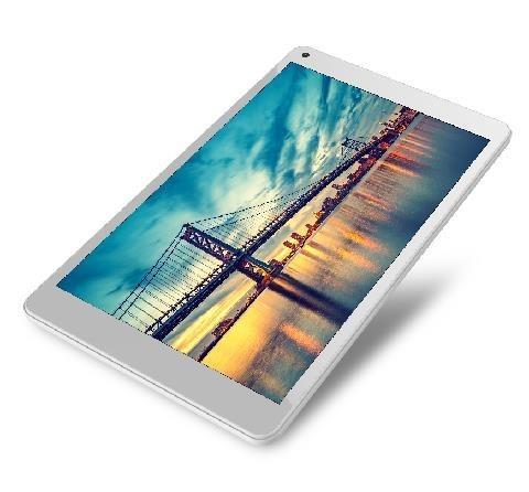 """iGET SMART G101, 10"""",3G, stříbrná/bílá - obrázek č. 2"""