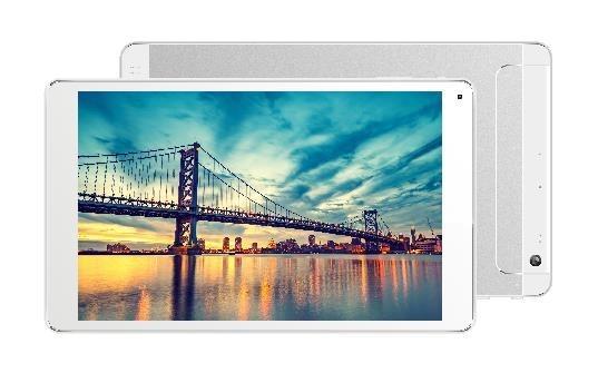 """iGET SMART G101, 10"""",3G, stříbrná/bílá - obrázek č. 0"""