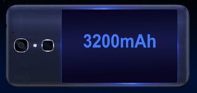 CUBOT X18 - 32GB, zlatá - obrázek č. 5