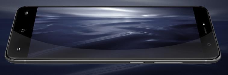 Cubot Note Plus, Dual SIM, LTE, 32GB, 3GB RAM, zlatá - obrázek č. 0