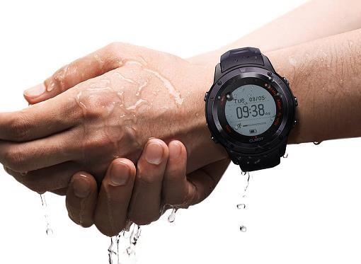 CUBOT F1 Fitness hodinky - černé - obrázek č. 6