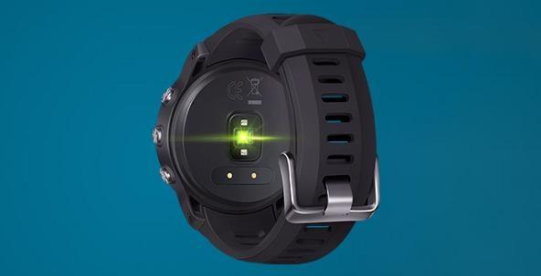 CUBOT F1 Fitness hodinky - černé - obrázek č. 2