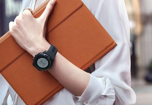 CUBOT F1 Fitness hodinky - černé - obrázek č. 0