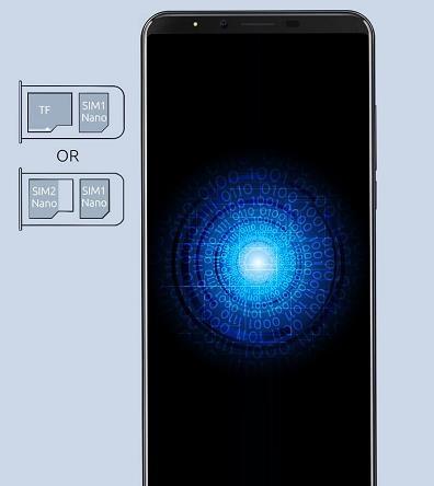 Cubot X18 PLUS, Dual SIM, černá - obrázek č. 7