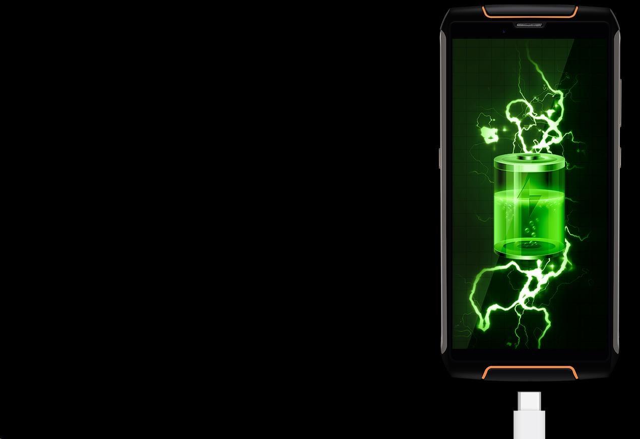 Cubot King Kong 3, Dual SIM, LTE, 64GB ROM, 4GB RAM, IP68 - obrázek č. 14