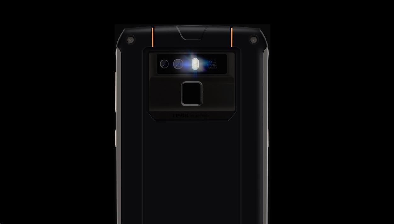 Cubot King Kong 3, Dual SIM, LTE, 64GB ROM, 4GB RAM, IP68 - obrázek č. 7