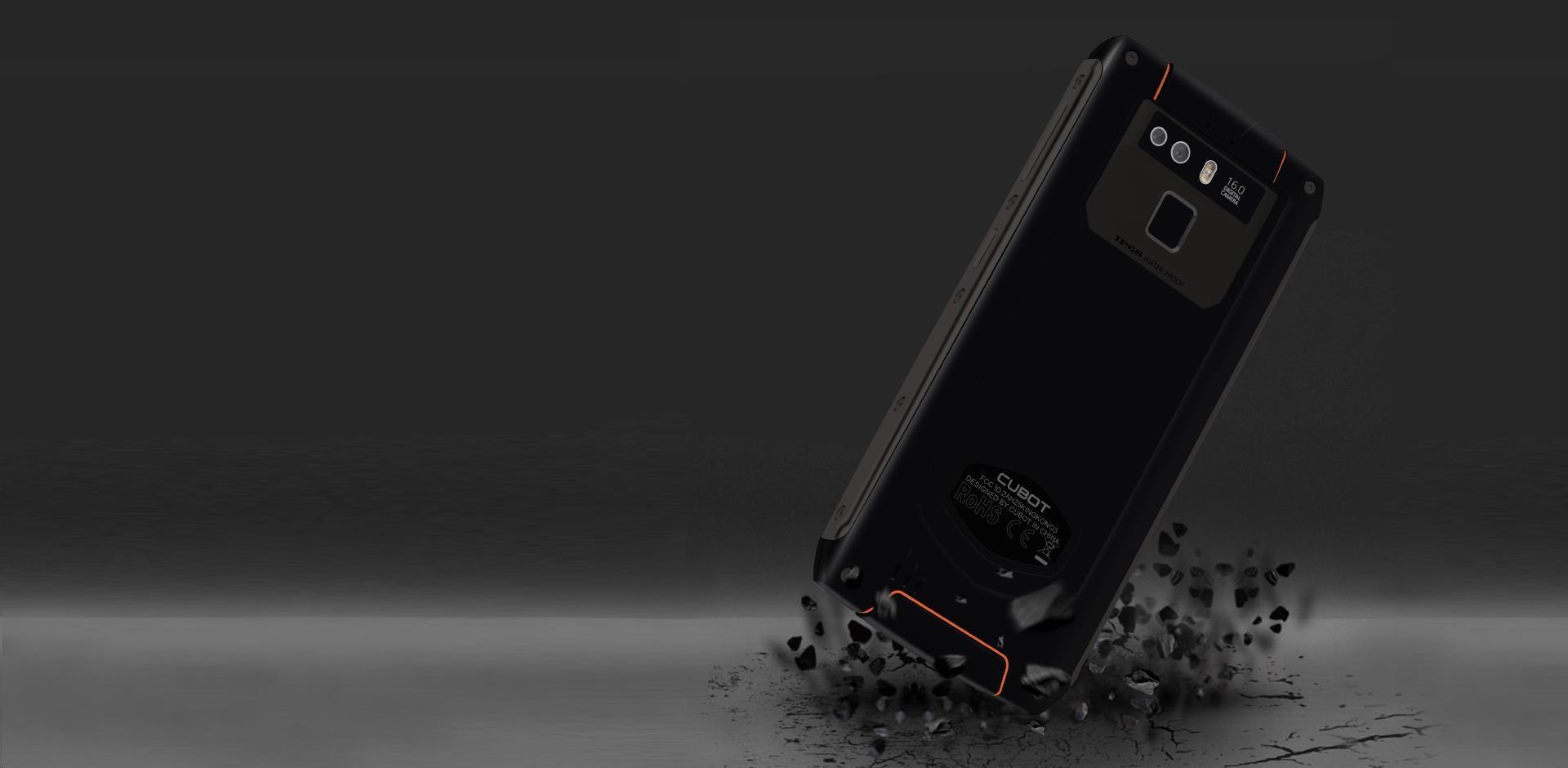 Cubot King Kong 3, Dual SIM, LTE, 64GB ROM, 4GB RAM, IP68 - obrázek č. 4