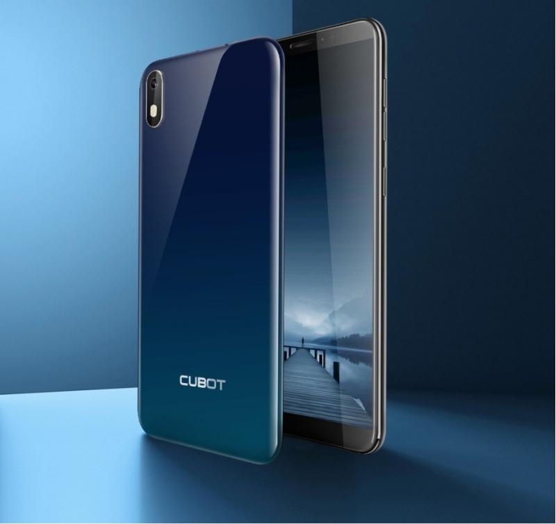 Cubot J5, 2GB/16GB, modrá - obrázek č. 0