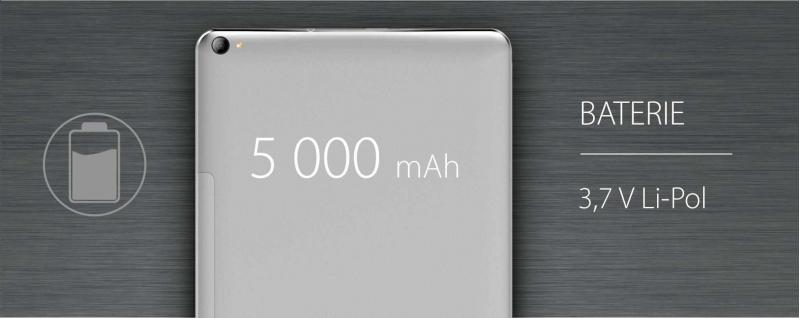 iGET Tablet SMART W101 - obrázek č. 5