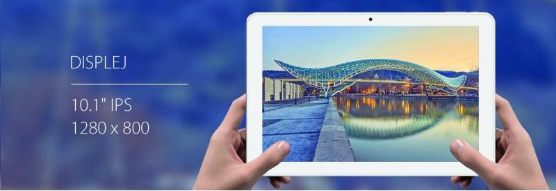 iGET Tablet SMART W101 - obrázek č. 1