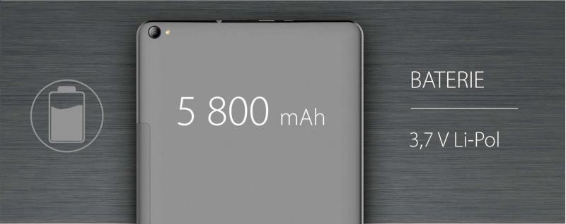 iGET Tablet SMART W102 - obrázek č. 5