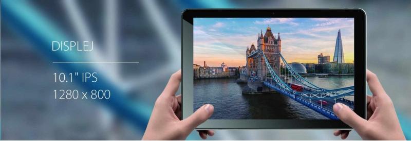 iGET Tablet SMART W102 - obrázek č. 1