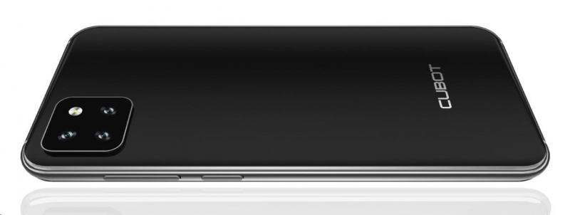 CUBOT X20 Pro, 6GB/128GB, Blue DIGI TV s více než 100 programy na 1 měsíc zdarma - obrázek č. 1