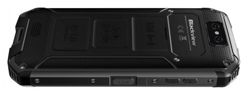 iGET Blackview GBV9500 Plus, 4GB/64GB, Black - obrázek č. 0