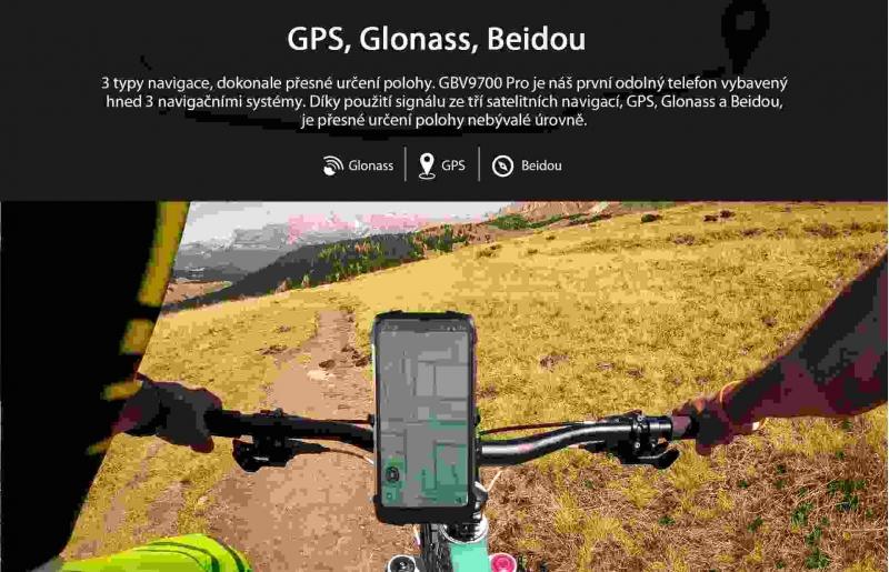 iGET Blackview GBV9700 Pro, 6GB/128GB - obrázek č. 9
