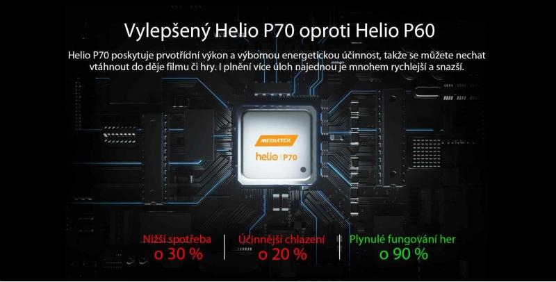 iGET Blackview GBV9700 Pro, 6GB/128GB - obrázek č. 1