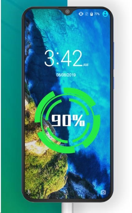 CUBOT P30, 4GB/64GB, Green - obrázek č. 9