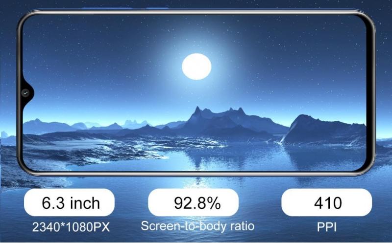 CUBOT P30, 4GB/64GB, Green - obrázek č. 0