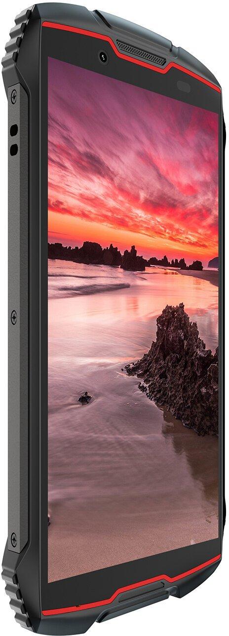 Cubot King Kong Mini, 3GB/32GB, Red DIGI TV s více než 100 programy na 1 měsíc zdarma - obrázek č. 0